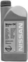 Моторное масло Nissan Motor Oil 0W-20 1л