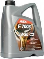 Моторное масло Areca F7003 5W-30 C3 5L 5л