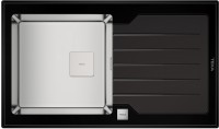 Кухонная мойка Teka Diamond 86 RS15 1B 1D 860x510мм