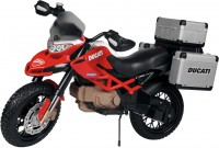Фото - Детский электромобиль Peg Perego Ducati Enduro