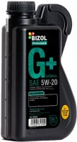 Моторное масло BIZOL Green Oil+ 5W-20 1 л