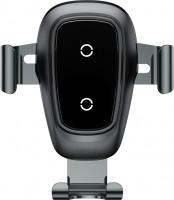 Зарядное устройство BASEUS Metal Wireless Charger Gravity Car Mount