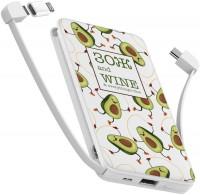 Фото - Powerbank аккумулятор ZIZ Healthy Lifestyle 10000
