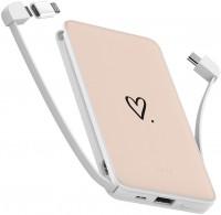 Фото - Powerbank аккумулятор ZIZ Heart 10000