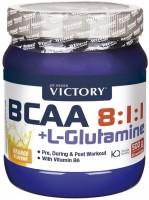 Фото - Аминокислоты Weider Victory BCAA 8-1-1 plus L-Glutamine 500 g