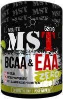 Фото - Аминокислоты MST BCAA and EAA Zero 520 g