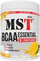 Фото - Аминокислоты MST BCAA Essential Professional 414 g