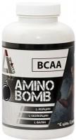 Фото - Амінокислоти LI Sports BCAA Amino Bomb 200 tab