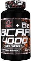 Фото - Аминокислоты ASL BCAA 4000 plus B6 100 tab