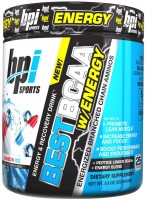 Фото - Амінокислоти BPI Best BCAA w/Energy 250 g