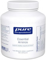Фото - Аминокислоты Pure Encapsulations Essential Aminos 180 cap