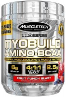 Фото - Аминокислоты MuscleTech MyoBuild 4x Amino BCAA 324 g