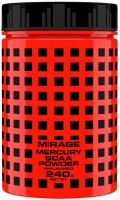 Фото - Аминокислоты Mirage Mercury BCAA Powder 240 g