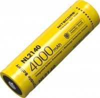 Аккумуляторная батарейка Nitecore NL  2140 4000 mAh