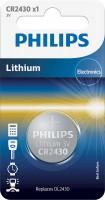 Аккумуляторная батарейка Philips Minicells 1xCR2430