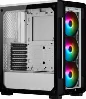Корпус Corsair iCUE 220T RGB Tempered Glass белый