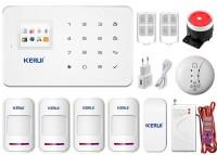 Комплект сигнализации KERUI G18 Pro KIT 3