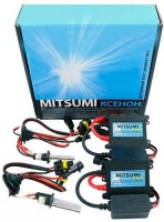 Автолампа Mitsumi H27 6000K Slim DC Kit