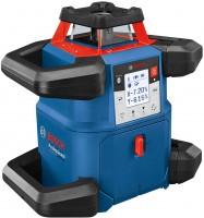 Нивелир / уровень / дальномер Bosch GRL 600 CHV Professional 0601061F00 30м, кейс, пульт ДУ, держатель, приемник