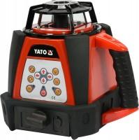Нивелир / уровень / дальномер Yato YT-30430 30м, кейс, пульт ДУ, приемник