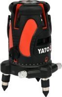 Нивелир / уровень / дальномер Yato YT-30432 25м, кейс
