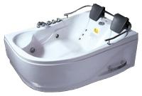 Ванна Appollo Bath gidro AT-0919  180x125см