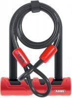 Фото - Велозамок / блокиратор ABUS 420/150HB140 Ultimate + Cobra 10/120