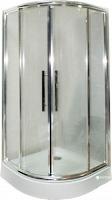 Душова кабіна AquaStream Premium 100 LC 100x100 симетрично