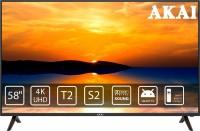 "Телевизор Akai UA58LEP1UHD9 58"""