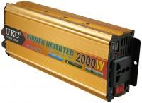 Автомобильный инвертор UKC SSK-2000W-24V