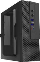 Корпус Gamemax ST102-2U3 БП 200Вт  черный