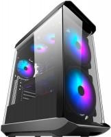 Корпус 1stPlayer X8 RGB LED черный