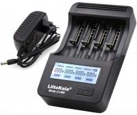 Зарядка аккумуляторных батареек Liitokala Lii-400
