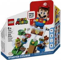 Конструктор Lego Adventures with Mario Starter Course 71360