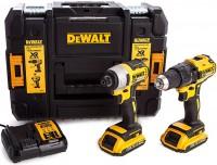 Набор электроинструмента DeWALT DCK2059D2T