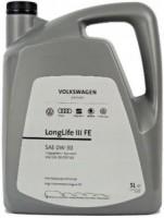 Моторное масло VAG LongLife III FE 0W-30 5л