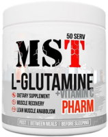 Аминокислоты MST L-Glutamine plus Vitamin C 260 g