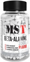 Фото - Аминокислоты MST Beta-Alanine 3500 Pharm 120 cap