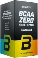 Фото - Аминокислоты BioTech BCAA Zero Variety Pack 180 g
