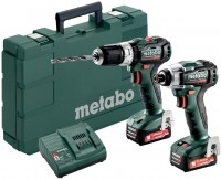 Набор электроинструмента Metabo Combo Set 2.7.5 12 V BL 685165000