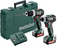 Набор электроинструмента Metabo Combo Set 2.7.3 12 V BL 685168000