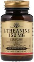 Фото - Аминокислоты SOLGAR L-Theanine 150 mg 60 cap