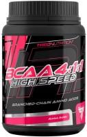 Фото - Аминокислоты Trec Nutrition BCAA 4-1-1 High Speed 300 g