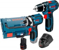 Набор электроинструмента Bosch GSR 12V-15 Plus GDR 12V-105 Professional