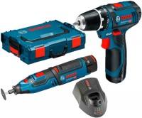 Набор электроинструмента Bosch GSR 12V-15 Plus GRO 12V-35 Professional