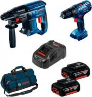Набор электроинструмента Bosch GSR 180-LI Plus GBH 180-LI Professional