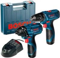 Набор электроинструмента Bosch GDR 120-LI Plus GSR 120-LI Professional