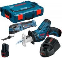 Набор электроинструмента Bosch GOP 12V-28 Plus GSA 12V-14 Professional