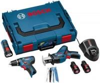 Набор электроинструмента Bosch GSR 12V-15 Plus GSA 12V-14 Plus GLI 12V-80 Professional