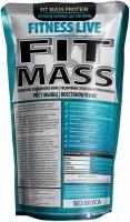 Гейнер Fitness Live Fit Mass 1кг